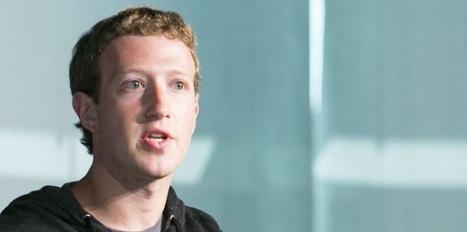 Facebook : Zuckerberg vend pour 2,27 milliards de dollars d'actions   Finance News   Scoop.it