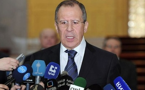 Syria: 'The alternative to a peaceful solution is bloody chaos', warns Russia   Scottish independence referendum   Scoop.it