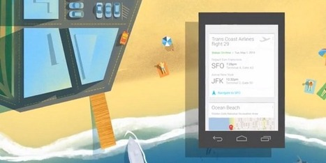 33rd Square | Google Puts Its Cards On The Table With Google Now | leapmind | Scoop.it