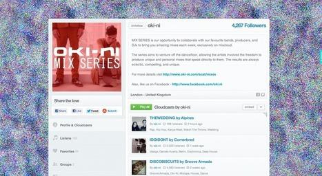 Mixcloud Blog» Blog Archive » Mixcloud 3rd Bday Style Update | Mobile Websites vs Mobile Apps | Scoop.it