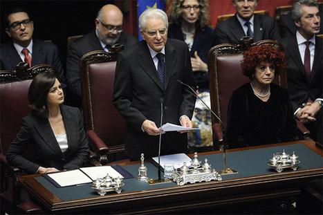 Le nuove tecnologie e il digitale nel discorso nel presidente Mattarella | InTime - Social Media Magazine | Scoop.it