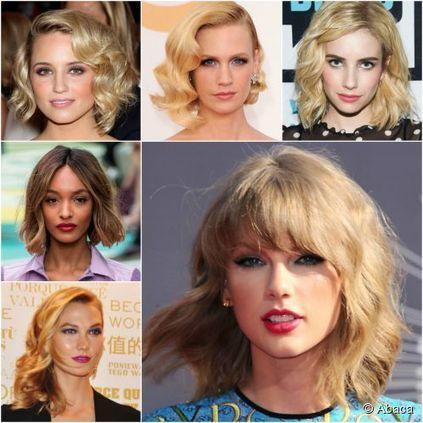 Tendencias peinados 2015: el corte de pelo bob de las famosas - El Look de las Famosas | Beauty Trends | Scoop.it