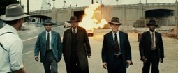 Hollywood and Fine Reviews » Blog Archive » 'Gangster Squad': Shooting blanks | AIDY Reviews... | Scoop.it