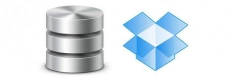 Backup SQL Server Database To Dropbox in C# | My staff | Scoop.it