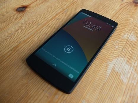 Los mejores Smartphones Android de 2013 - El androide libre | Tecnología | Scoop.it
