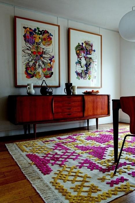 Retro TV Stand Decor Ideas | Decorating Ideas | Home Decor and Lifestyle | Scoop.it
