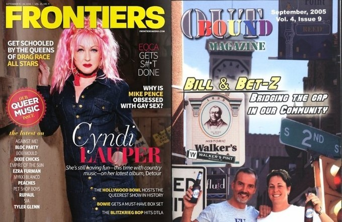 Out Look: Whatever Happened to The Gay Press?