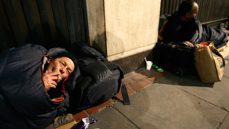 Youth homelessness 3 times official figures – Cambridge experts | THE  SPOT | Scoop.it