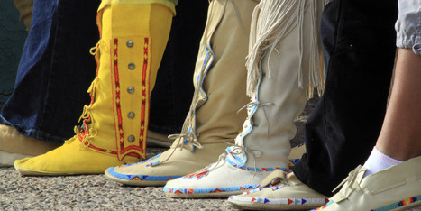 'Rock Your Mocs' Campaign Celebrates Native American Heritage   Cherokee Native American Indian History News Jewelry   Scoop.it