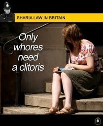 » GETTING GENITALLY MUTILATED….what thousands of Muslim girls living in the UK do on their summer vacation Bare Naked Islam | The Indigenous Uprising of the British Isles | Scoop.it