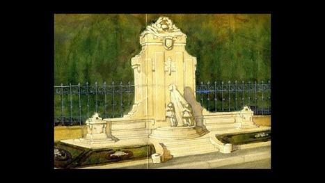 Le Monument aux morts du mois : Tarare | monument aux morts 14-18 | Scoop.it