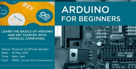 Want to learn Arduino in Joburg? - htxt.africa | Raspberry Pi | Scoop.it