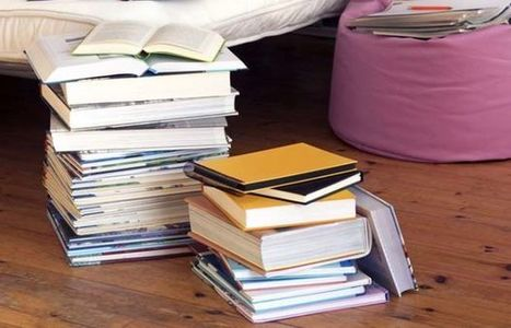 Books in the Home Are Strongly Linked to Academic Achievement | Transmedia 4 Kids | Scoop.it