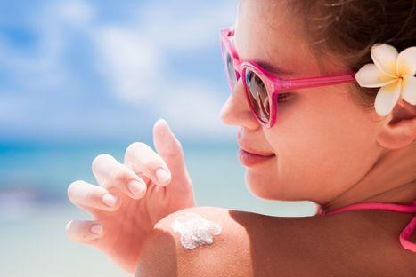 Cancer de la peau : les bons gestes pour l'éviter | Santé et Soins | Scoop.it