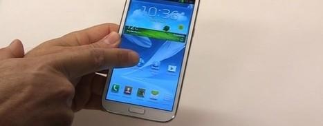 Galaxy Note 2 | Samsung Galaxy Note 2 | Scoop.it