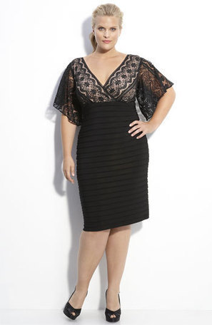 Shopping for popular Adrianna Papell plus size dresses | Services List | Scoop.it