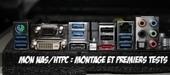 Chroniques d'un Geek - Mon NAS/HTPC : Montage et premiers tests   Topic Test   Scoop.it