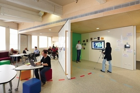 Design and technology:changing classrooms | CGS Education and Learning | Scoop.it