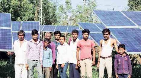 Sustainable agriculture: A new Anand cooperative model – this time, in solar farming   Banano   Scoop.it