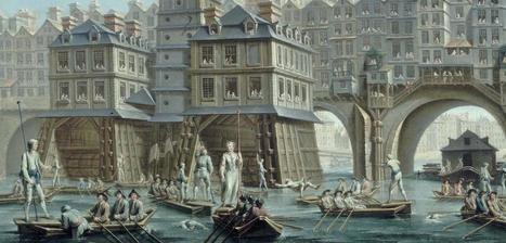 Voyagez dans le temps sur les bords de Seine | Remue-méninges FLE | Scoop.it