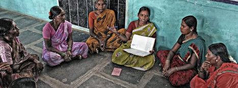 Cooperativas de mujeres en India: 6 futuros escondidos en 6 microcréditos   Cooperativismo, Economía Social y Desarrollo Local   Scoop.it