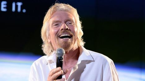 Richard Branson Advocates for Unlimited Vacation | Stress & Equilibre | Scoop.it