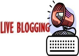 5 Great Live Blogging Tips For Teachers - Edudemic | Technology in Education | Scoop.it