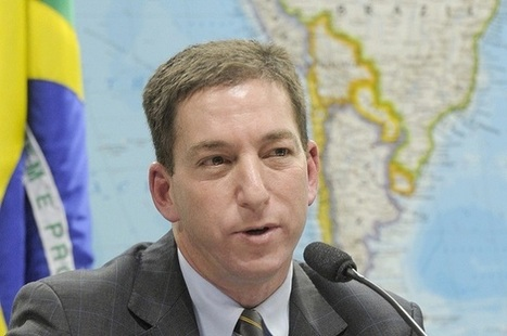 """Exclusive Glenn Greenwald Interview: """"I Won't Be Kept Out of My Country for Doing Journalism!"""" 