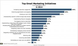 Top Email Marketing Initiatives and Challenges in 2014   Social Media, SEO, Mobile, Digital Marketing   Scoop.it