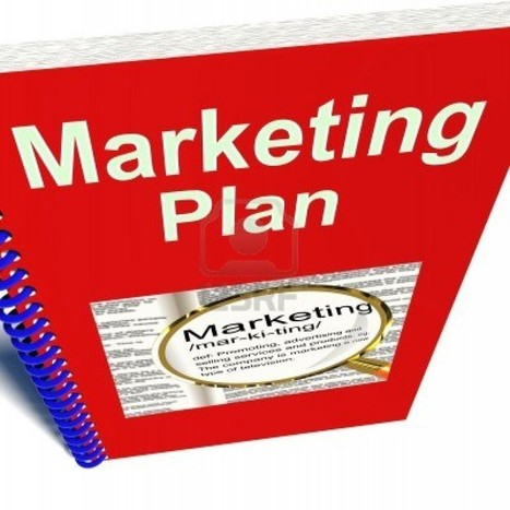 Where's your marketing plan? The most important marketing tool. | B2B Marketing and PR | Scoop.it
