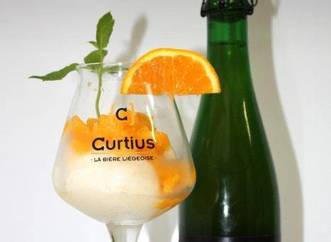 Liège tient son sorbet à la bière | MEUSINVEST - PME | Scoop.it