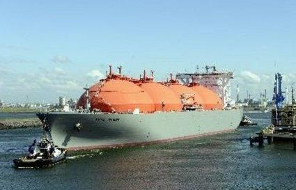 Lengthy Panama Canal delays could pose risk for LNG | My Energy Fix | Scoop.it