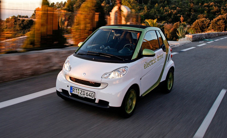 Car2Go Announces All-Electric Car-Sharing Program in San Diego - Car and Driver Blog | BIG DATA & ANALYTICS- State Farm & IBM Newsletter May 2014 | Scoop.it