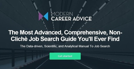 Tired of the same old job search advice? Then read this now. | Great Advice For Career and Leadership | Scoop.it