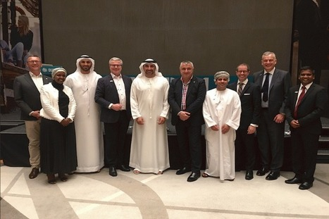 Global association meeting experts share insights at 1st ICCA Middle East Int'l Meetings Forum in Dubai | International association meetings | Scoop.it