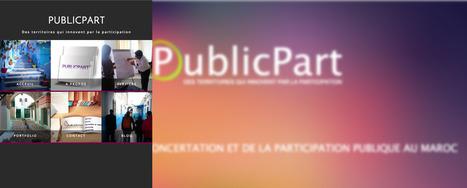 PUBLICPART : Des territoires qui innovent par la participation | actions de concertation citoyenne | Scoop.it