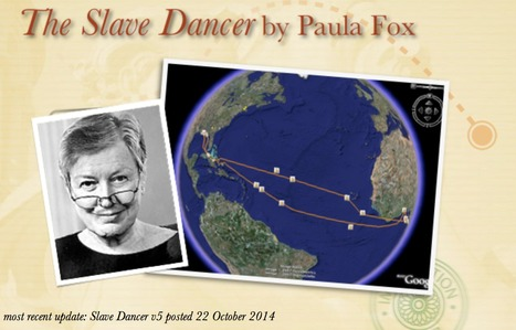 The Slave Dancer by Paula Fox UPDATED | What They're Saying About Google Lit Trips | Scoop.it
