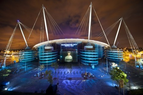 Manchester City's Etihad Stadium | Architecture and Photography | Scoop.it