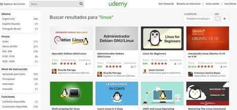 Cursos sobre Linux y Software libre en Udemy - Ubuntizando | Educacion y formación | Scoop.it