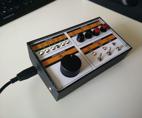 The Maven Box: An Arduino Controller for Software Developers   Arduino, Netduino, Rasperry Pi!   Scoop.it