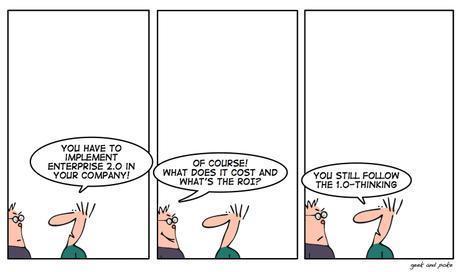 Les valeurs de l'entreprise 2.0 ! | Réseaux sociaux et Curation | Scoop.it