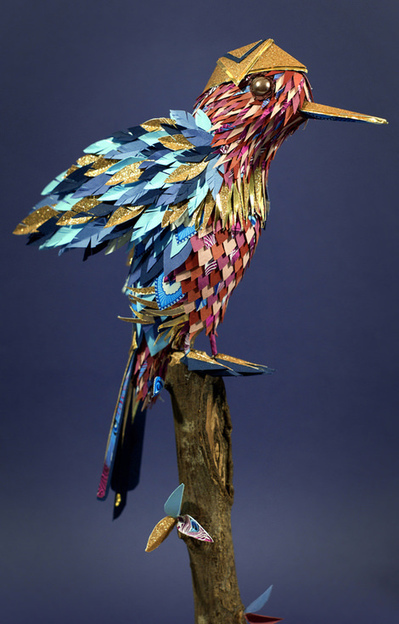 Zim & Zou's Whimsical Paper Sculptures | Culture and Fun - Art | Scoop.it