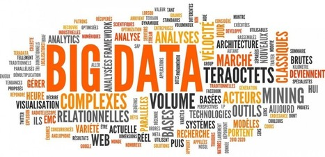 Big data : quels enjeux et quels risques ? - URBIS Le mag | Veille prospective: le monde de demain | Scoop.it