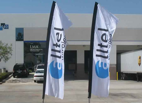 Take Your Business to the Next Level with Flag Printing and Pop-up Tent Advertising | Custom Advertising Products | Scoop.it