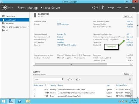 Use PowerShell DSC to Configure Internet Explorer - Hey, Scripting Guy! Blog - Site Home - TechNet Blogs | #define infra | Scoop.it