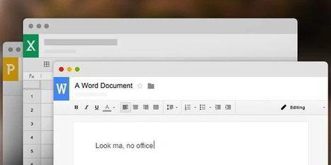 Más filtros y formatos compatibles en Google Documentos, Presentaciones y Hojas de Cálculo | Always on | Scoop.it