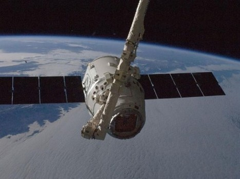 Spotting the Dragon: How to See SpaceX on Approach to the ISS This Weekend | FutureChronicles | Scoop.it