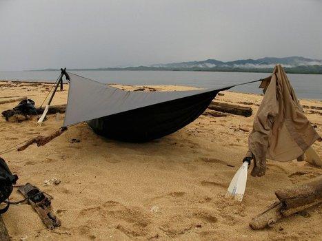 Used as a Tent: Hennessy Hammock | Hennessy Hammock in Alpharetta | Scoop.it