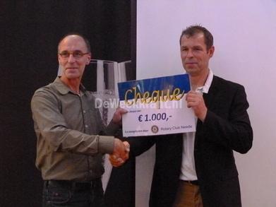 Cheque voor Jeugdtuin Eibergen - dé Weekkrant | Tuinieren | Scoop.it