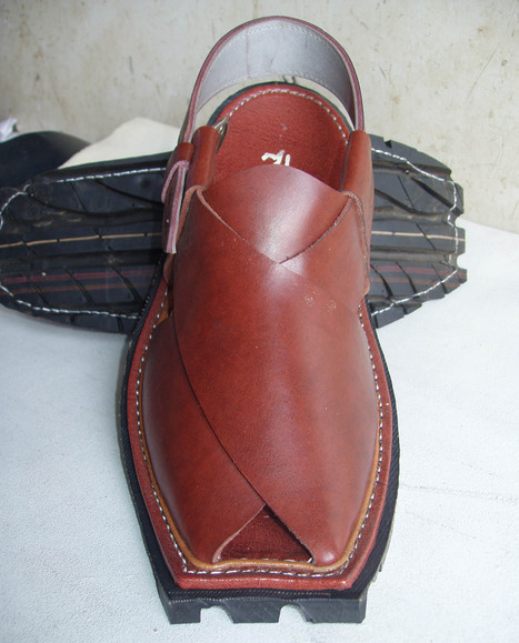 Balochi Mount Raider – Leather Sandals | Handmade Shoes | Scoop.it
